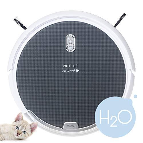 AMIBOT Animal H2O – Un Robot Aspirador pensado para