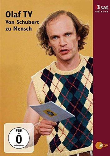 Olaf TV - Von Schubert zu Mensch, 1 DVD