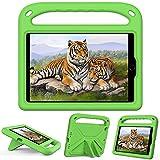 Coque pour iPad Mini 5 4 3 2 1, légère EVA, adaptée aux enfants, résistante aux chocs, poignée...
