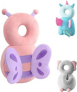پوشیدن کوله پشتی کوسن محافظ سر کودک Toddler ، پروانه
