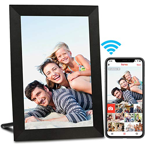 AEEZO WiFi Digital Picture Frame, IPS Touch Screen...