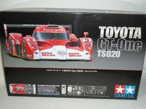 Tamiyia Toyota Gt-one Ts-020 Le Mans 24 H Stunden 24222 Bausatz Kit 1/24 Modellauto Modell Auto