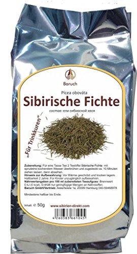 Fichtennadeln - (Picea obovata) - 50g