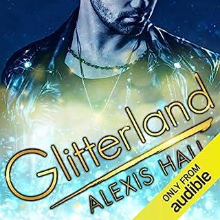 Glitterland cover art