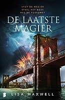 De laatste magiër: Stop de magiër. Steel het boek. Red de toekomst.