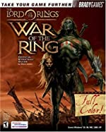 The Lord of the Rings? - War of the Ring? Official Strategy Guide de Mark Cohen