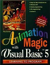 Animation Magic B/Cd (Learning to Program)