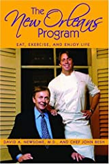 New Orleans Program: Eat, Exercise, and Enjoy Life Hardcover