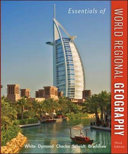 Essentials of World Regional Geography, 3rd Edition