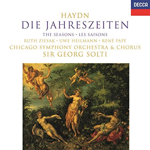 Sir Georg Solti, Ruth Ziesak, Uwe Heilmann, René Pape, Chicago Symphony Chorus & Chicago Symphony Orchestra