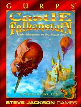 Gurps Castle Falkenstein: High Adventure in the Steam Age