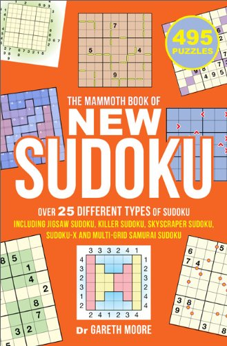 Top sudoku variants puzzle books for 2020