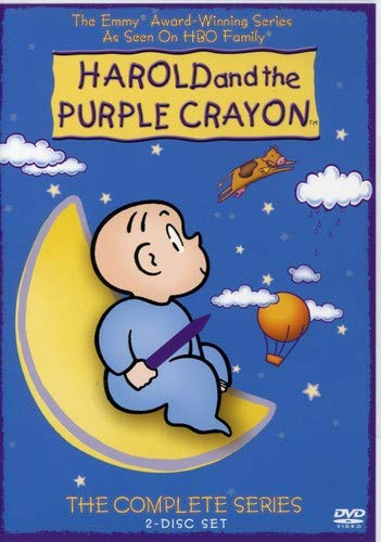 Harold and the Purple Crayon - The Complete Series