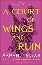 A Court of Wings and Ruin The #1 bestselling series A Court of Thorns and Roses Paperback 2 Jun 2020