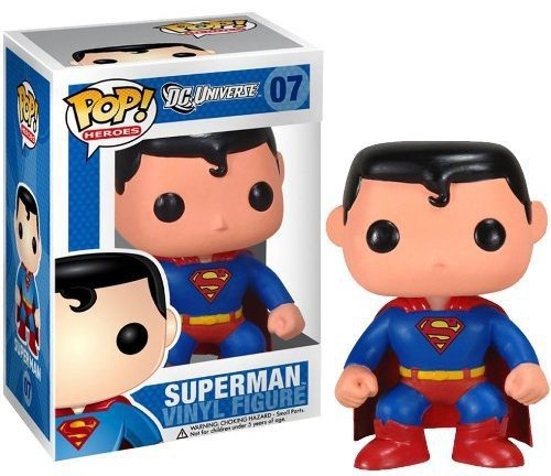 Funko POP! Heroes Superman (PS4//xbox_one/)