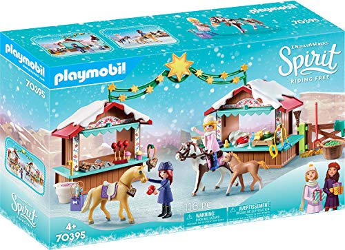 Playmobil Spirit Riding Free A Miradero Christmas