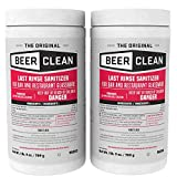 Diversey-90203 Beer Clean Last Rinse Sanitizer (25-Ounce, 2-Pack)
