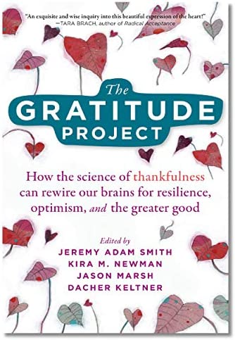 The Gratitude Project How the Science of Thankfulness Can Rewire Our Brains for Resilience Optimism product image