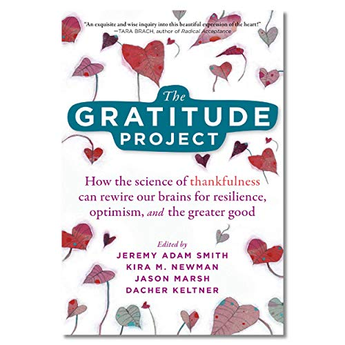 The Gratitude Project: How the Science of Thankfulness Can Rewire Our Brains for Resilience, Optimism, and the Greater Good