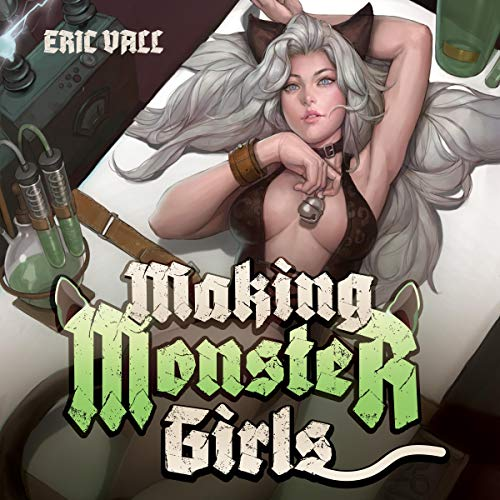 Making Monster Girls cover art