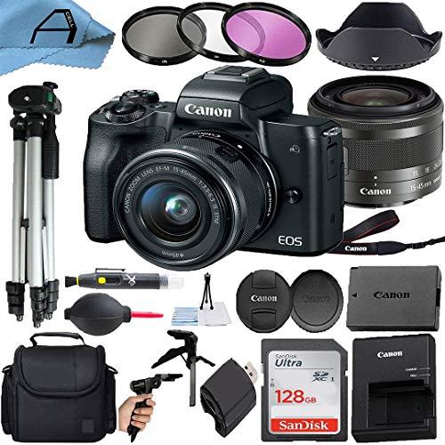 Canon EOS M50 Mirrorless Digital Ca…