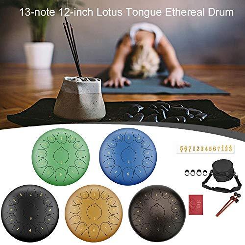 Lotus Handpan Drum - 3