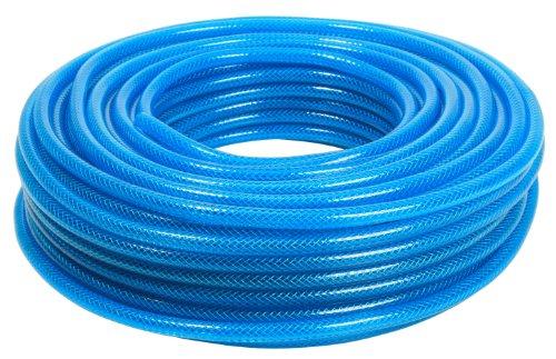 as - Schwabe 12701 50 m PVC-Druckluftschlauch 9 x 3 mm, glatt abgeschnitten