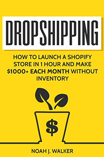 Dropshipping: How to Launch a Shopify Store in 1 Hour and Make $1000+ Each Month...