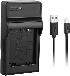 [Cargador rápido] Cargador rápido NB11L USB para la batería anon NB-11L / NB-11LH, PowerShot 130HS, 340HS, 350HS, SX400 IS, A2400 IS, A2400 IS, A2500 IS, A3500 IS, A4000 IS, IXS 240 HS, IXUS 285 HS