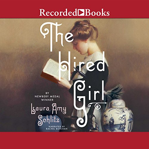 The Hired Girl audiobook cover art