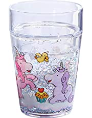 HABA Glittery Tumbler Unicorn Glitterluck for Kids | Cutlery Item