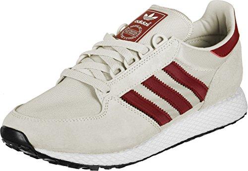 Adidas Forest Grove, Zapatillas de Deporte Hombre, Multicolor (Pertiz/Ftwbla/Negbás 000), 38 2/3 EU