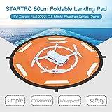 Honelife DX5 Parking Apron 80cm Diameter Foldable Drone Landing Pad Compatible with FIMI