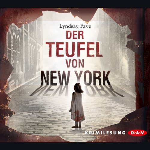 Der Teufel von New York cover art