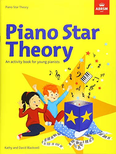 Piano Star: Theory: An activity book for young pianists (Star Series (ABRSM))