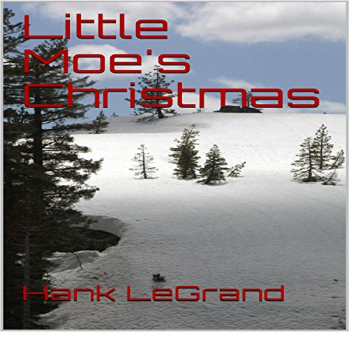 Little Moe's Christmas audiobook cover art