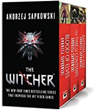 The Witcher Boxed Set: Blood of Elves, The Time of Contempt, Baptism of Fire