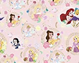 Little Johnny - Disney – Party Princess (100% Baumwolle,