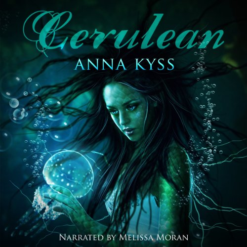 Cerulean audiobook cover art