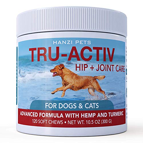 Hanzi Pets All Natural Hip & Joint Care Dogs