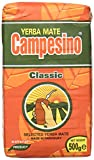 Campesino - Yerba Mate - Clásica - 500 g - [Pack de 2]...