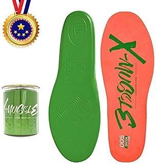 X-MUSCLE インソール 超衝撃吸収 中敷き 全足裏の振動緩和 疲れない 強力抗菌消臭通気 生分解 足底筋膜炎と足の痛み緩和 男性用 女性用