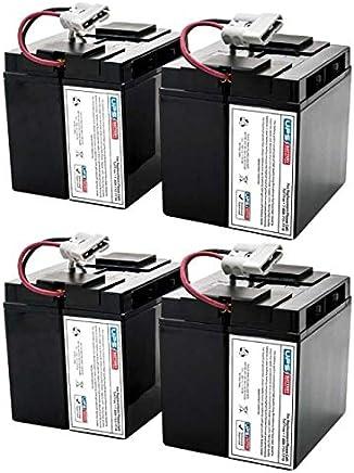 SUA5000RMT5U - APC Smart-UPS 5000VA 208V Compatible Replacement Battery Pack by UPSBatteryCenter