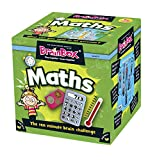 Green Board Games BrainBox Maths - Juego Educativo de matemáticas y de Memoria (Importado de Reino Unido)
