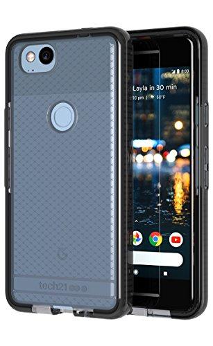Capa Evo Check para Google Pixel 2 – Esfumaçada/Preta