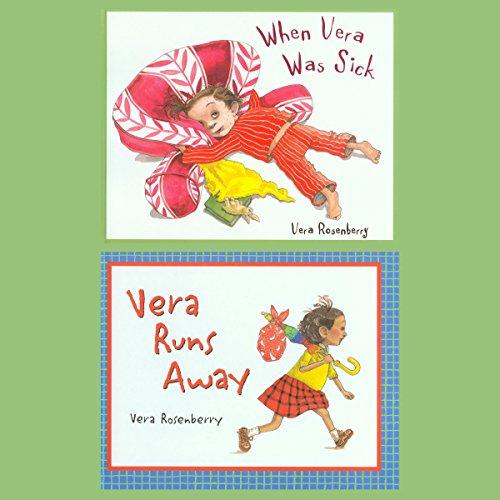 When Vera Was Sick / Vera Runs Away audiobook cover art