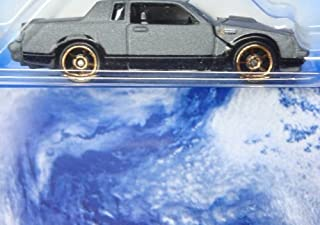Hot Wheels Diecast Buick Grand National - Chevrolet Camaro-Z - Delorean DMC-12 1/64 Scale
