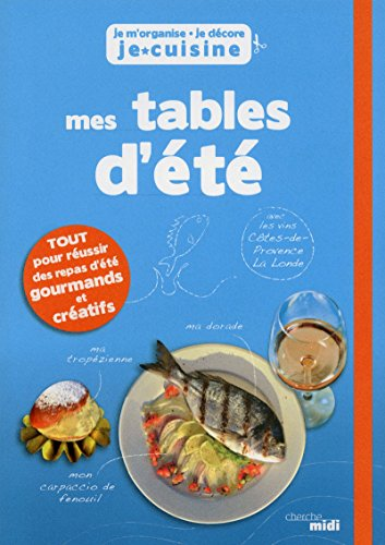 Mes tables d'été PDF Books