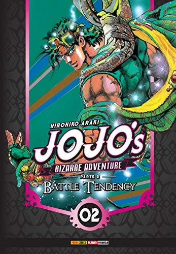 Jojo's Bizarre Adventure - Parte 2 - Battle Tendency Vol. 2