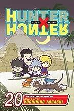 Hunter X Hunter Volume 20[HUNTER X HUNTER V20][Paperback]